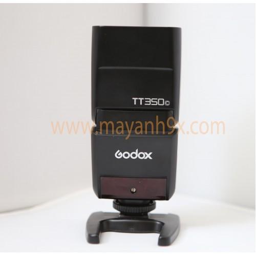 Flash Godox TT350C Cho Canon - Hàng Qua Sử Dụng - Mới 99%
