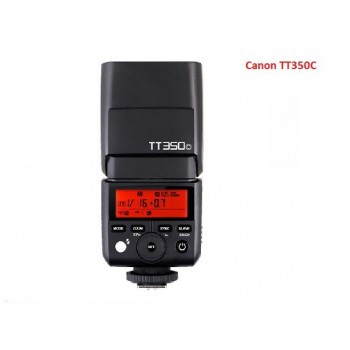 Flash Godox TT350C Cho Canon