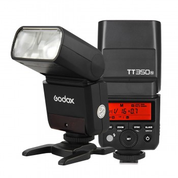 Flash Godox TT350N Cho Nikon