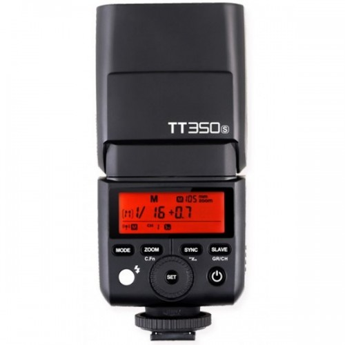 Flash Godox TT350S Cho Sony