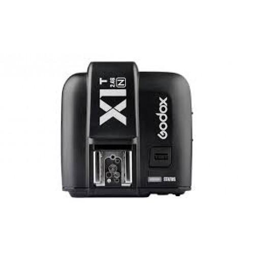Trigger Godox X1T-N tích hợp TTL, HSS 1/8000s cho Nikon