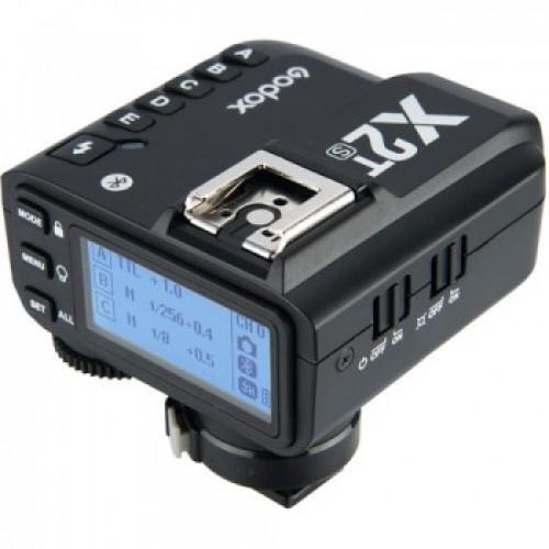 Trigger Godox X2T tích hợp TTL, HSS 1/8000s cho sony