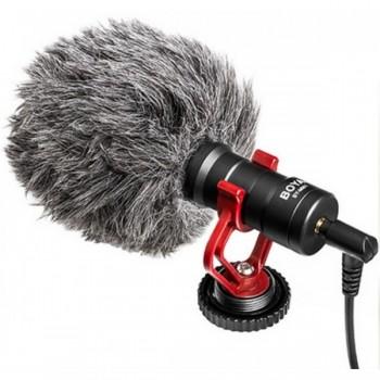 Micro thu âm Boya MM1 (Chính h..
