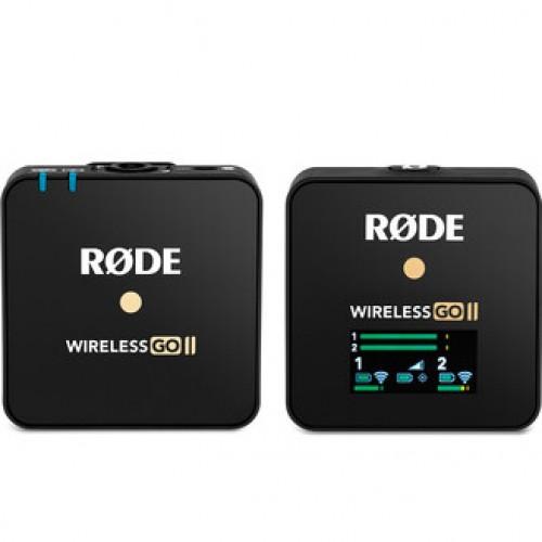 Rode Wireless GO II ( Chính hãng - Bộ 1 thu - 1 phát )