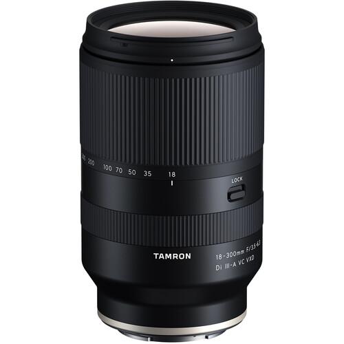 Tamron 18-300mmF3.5-6.3 Di III A VC VXD For Sony E ( Mới 100% - Chính hãng)