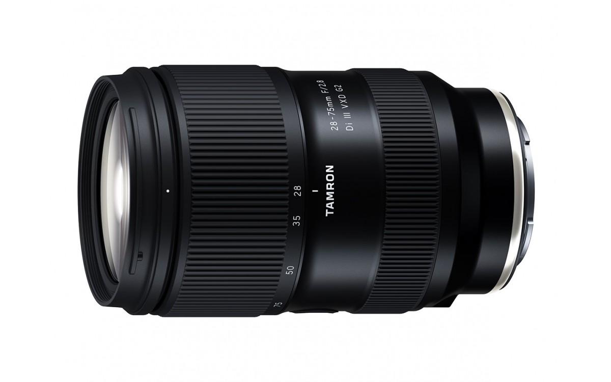 Ống kính Tamron 28-75 f2.8 đã được phát triển thêm thế hệ thứ 2 với những tính năng như ống kính RF