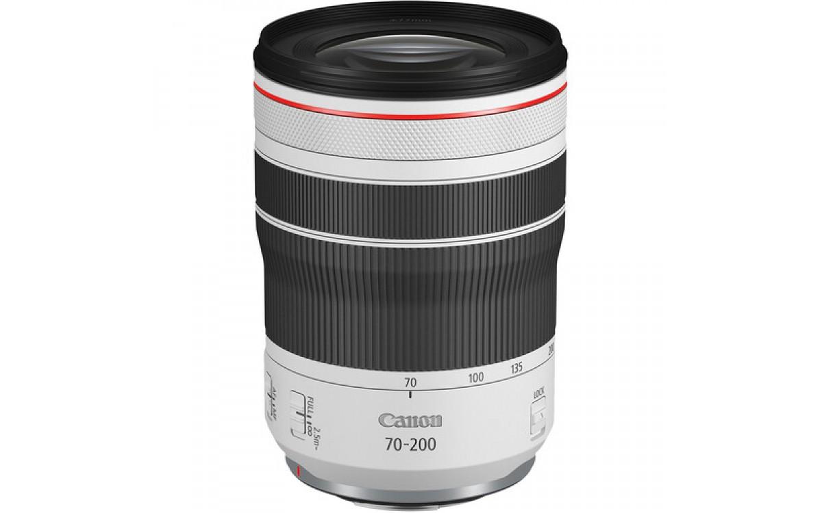 Canon đang bắt đầu hoàn thiện hệ thống Ống Kính RF cho dòng máy ảnh Canon EOS R/R5/R6