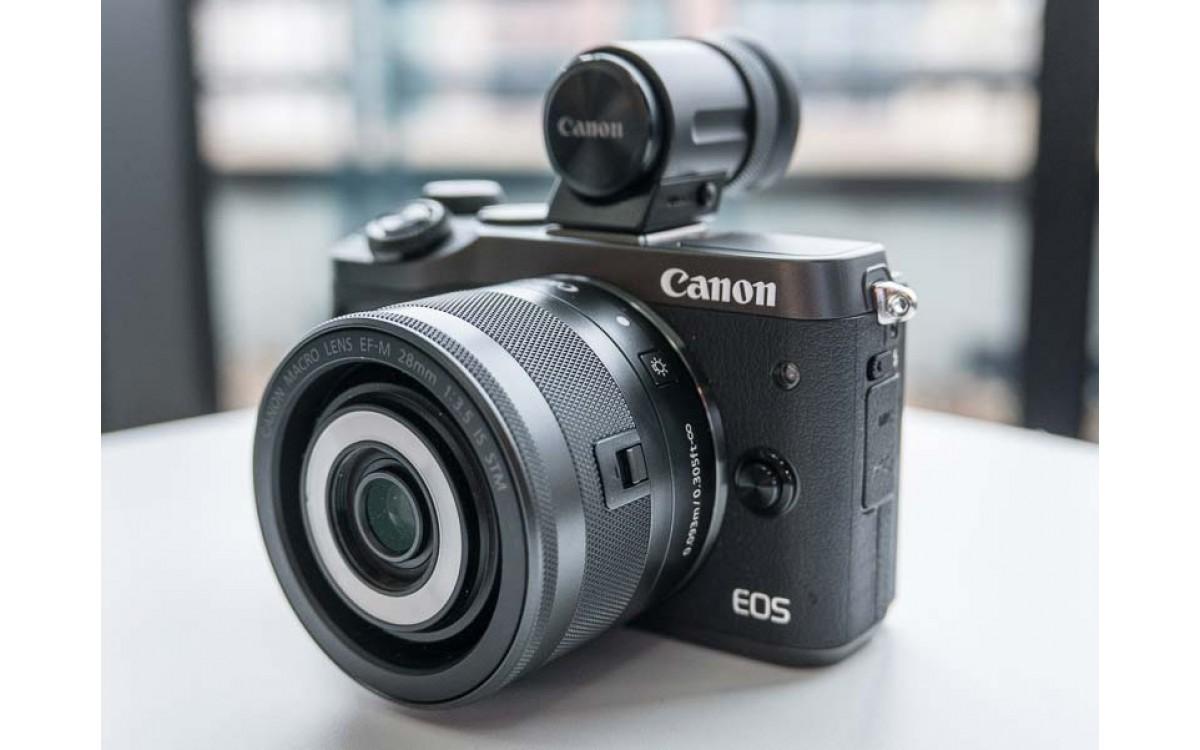 Canon 77D và Canon EOS M6 và 800D