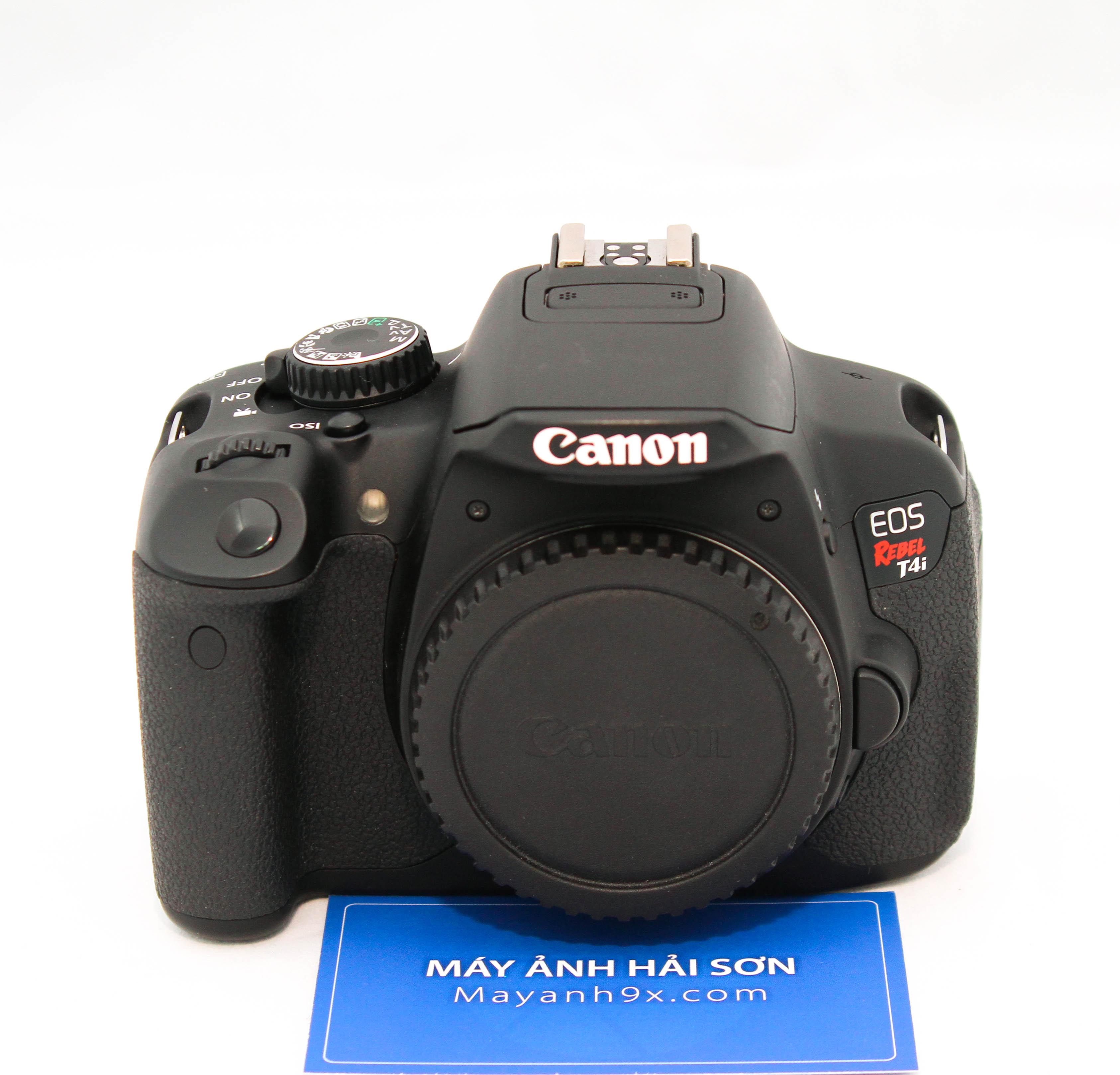 Canon EOS 650D REBEL T4i Mới 9.