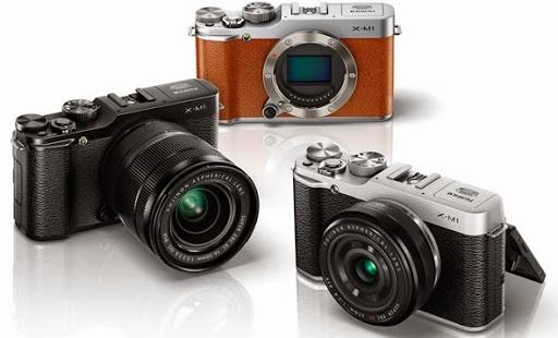 Fujifilm X-M1 (Body), Mới 98% (Màu Nâu)
