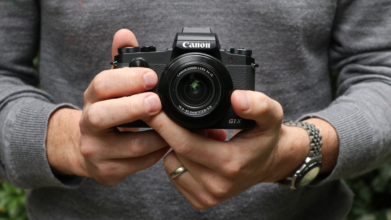 Canon giới thiệu Compact Canon PowerShot G1 X Mark III.